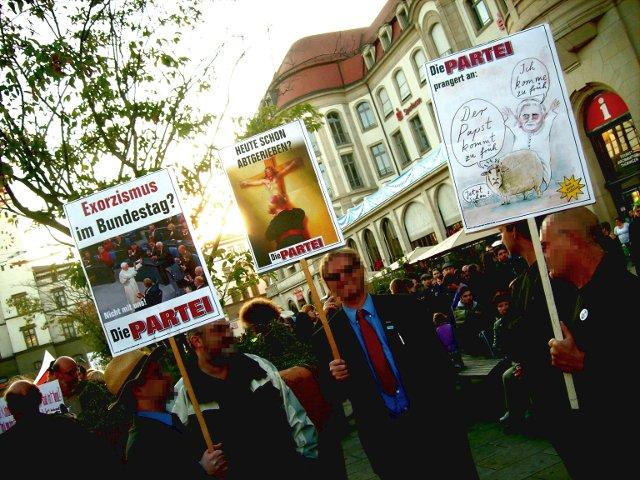 DIE PARTEI in Erfurt